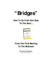 David DeAngelo - Double Your Dating - Bridges