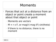 Biomech-Matrices+Vectors+Moments-Lecture 20