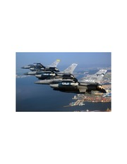 F-16 Formation