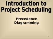 Precedence-Diagramming-REFERENCE