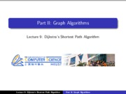 09 - Dijkstra's Shortest Path Algorithm