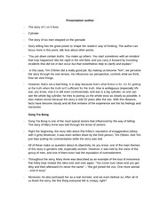 Essay on the great gatsby
