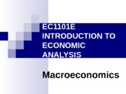 Lecture 07 - Measuring Production_ Income & Prices