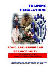 Food and Beverage Services NC IV (Superseded).pdf