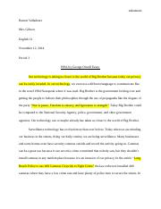 Is technology bringing us closer essay