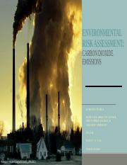 ENV_420 Environmental Risk Assessment Team Presentation Outline Newest.pptx