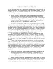 True blood essay