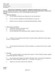 Handout_Peer Review WS for Assignment 1