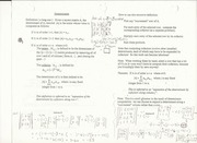 Comp Sci 241 Lecture Notes on Determinants