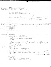 Algebra 2 Lecture 1 Notes