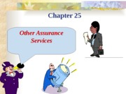 Acc 477 Auditing Ch 25 Lecture - 15th
