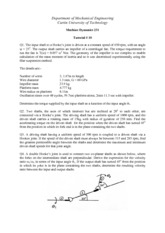 Tutorial Sheet 10 Solution