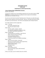 Journal Writing Overview.docx