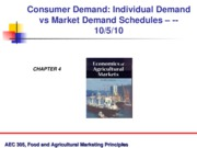 Oct 5 Consumer Demand