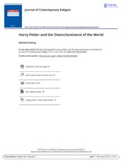 Harry Potter and the Disenchantment of the World.pdf