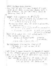 Lecture 22 on Finding Eigenvalues
