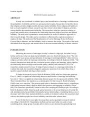 Article Analysis 1.docx
