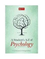 pyc4811 assignment 1 Check out our top free essays on assignment psychology and health problems to help you write your own essay.
