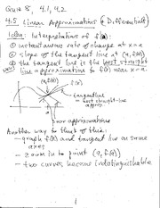Lecture 18 Notes