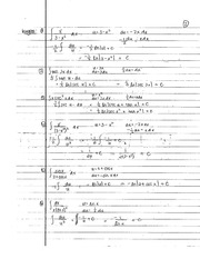 Notes on Logarithmic Differentiation