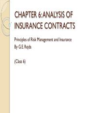 C6b - ANALYSIS OF INSURANCE CONTRACTS.pdf