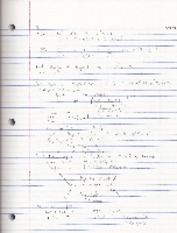 7. Calculus 1 notes