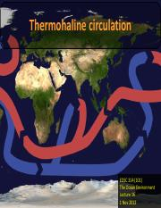 EOSC 314 Lec 16_Thermohaline circ_I_Fall 2012_MSL