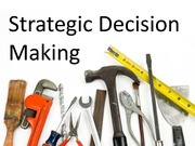 5 Strategic Decision Making