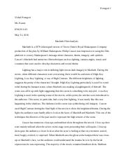 Grade 11 University English Culminating Activity Scene Analysis Essay - Vishal Ponugoti.docx
