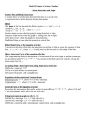 Math 115 chapter1section4 handout