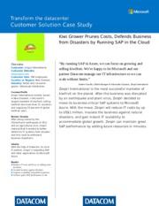 zespri case study solution