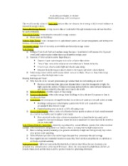 Chapter 13 Outline-APES