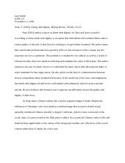 Example Annotated Bibliography SP17