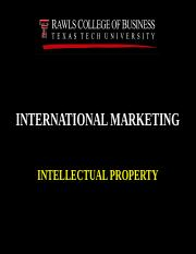 7 Intellectual Property HANDOUT Spring 2016.ppt