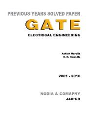 GATE_Electrical_By_Kanodia