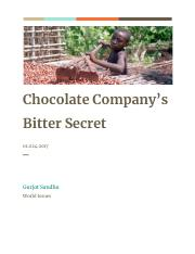 World Issue' Bitter Secret.pdf