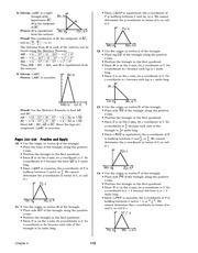 Pre-Calculus Homework Solutions 110
