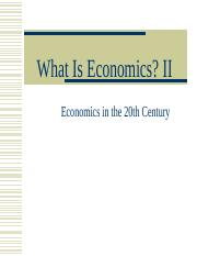 Lecture 2 - History of Economic Ideas II.pptx