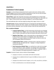 Comm107- chapter 2 outline