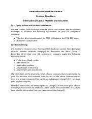 Questions - Intnl Capital Markets & Securities.docx