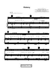 History-Sheet-Music-One-Direction-(SheetMusic-Free-com).pdf