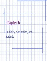 Chapter6Humidity.ppt