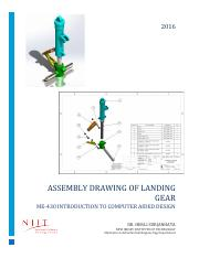 Assembly Drawing of Landing Gear.pdf