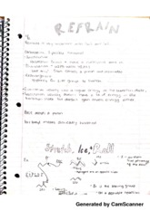 Carbocation Notes