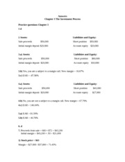 Tutorial 2 (Ch 3 and4) handout answers