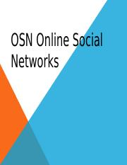 05 Online Social Networks.pptx