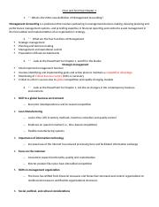 Class and Test Prep Chapter 1.docx