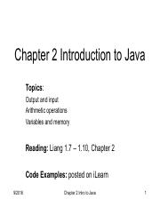 Chapter 2 - Introduction to Java.pdf