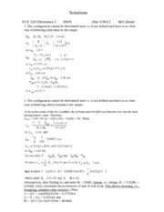 ECE128 Solutions to HW9 - McC