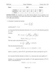Exam3Solutions